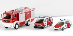 Mercedes Benz Vito ELW Feuerwehr Iserlohn