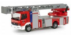 Mercedes Benz Atego Drehleiter Feuerwehr Naila