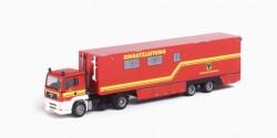 MAN TGA L Koffersattelzug Feuerwehr Dortmund