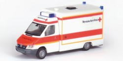 Mercedes Benz Sprinter Strobel RTW BRK