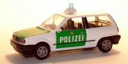 VW Polo Polizei