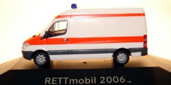 Mercedes Benz Sprinter RTW