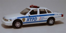 Ford Crown Victoria - New York Police Departement