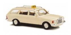 Mercedes Benz W 123 Taxi