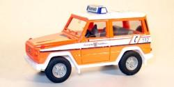 Mercedes Benz G-Klasse ELW Feuerwehr Sindelfingen