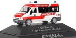 Ford Transit ELW Feuerwehr Menden