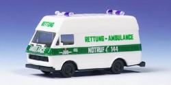 VW LT RTW Rettung Wien