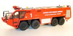 Rosenbauer Panther 8x8 FLF Feuerwehr Flughafen Athen