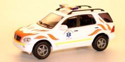 Mercedes Benz M-Klasse NEF Feuerwehr Lausanne