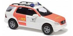 Mercedes Benz M-Klasse NEF Feuerwehr Dinslaken