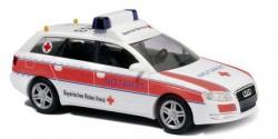 Audi A4 Avant NEF BRK Schweinfurt