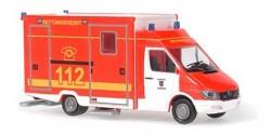 Mercedes Benz Sprinter RTW Feuerwehr Ibbenbüren