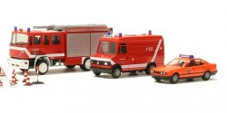 BMW 5er ELW Feuerwehr Erlangen