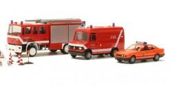 Mercedes Benz T2 Feuerwehr Erlangen Wasserrettung