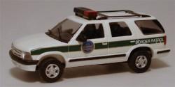 Chevrolet Blazer - US Border Patrol