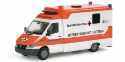 Mercedes Benz Sprinter IRTW DRK Stuttgart