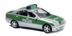 Mercedes Benz C-Klasse Polizei