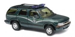 Chevrolet Blazer Florida Fish & Wildlife Commission
