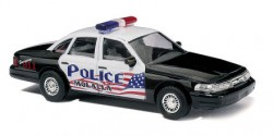Ford Crown Victoria Molalla Police