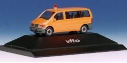 Mercedes Benz Vito Kommunal