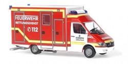 Mercedes Benz Sprinter RTW Feuerwehr Castrop-Rauxel