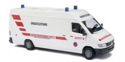 Mercedes Benz Sprinter Katastrophenschutz Feuerwehr Wuppertal
