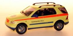 Mercedes Benz M-Klasse Sanitätspolizei Bern