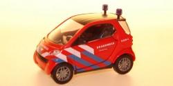 Smart Fortwo Brandweer Rotterdam