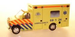 Ford E-350 RTW Ambulance RAV Gelderland Zuid