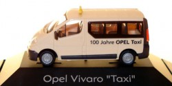 Opel Vivaro Taxi