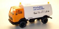 Mercedes Benz Straßenkehrwagen