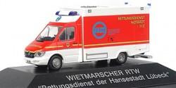 Mercedes Benz Sprinter RTW Rettungsdienst Lübeck