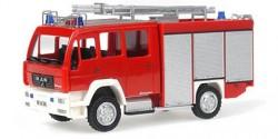 MAN LF 10/6 Allrad Feuerwehr