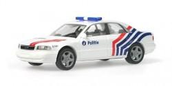 Audi A8 Polizei Belgien