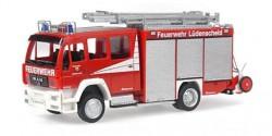 MAN LF 16/12 Feuerwehr Lüdenscheid