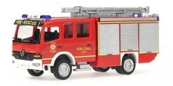 Mercedes Benz Atego Fire Rescue US Army, Stuttgart