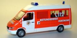 Mercedes Benz Sprinter RTW Feuerwehr Dortmund