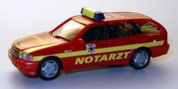 Mercedes Benz C-Klasse NEF Feuerwehr Dortmund
