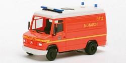 Mercedes Benz T2 Feuerwehr HH RTW (NAW)