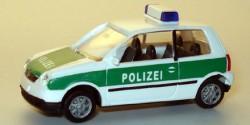 VW Lupo Polizei