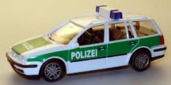 VW Golf Variant Polizei