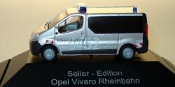 Opel Vivaro Rheinbahn Düsseldorf