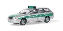 Audi A6 Avant Polizei Sachsen