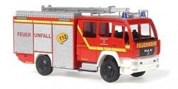 MAN Schlingmann HLF 20/16 Feuerwehr Oerlinghausen