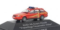 Audi A6 Avant KDoW Feuerwehr Hilter