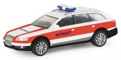 Audi A6 Avant Allroad Notarzt