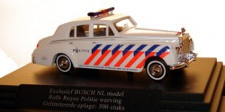 Rolls Royce Silver Cloud III Politie