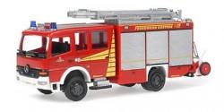 Mercedes Benz Atego HLF 16/12 Feuerwehr Rostock