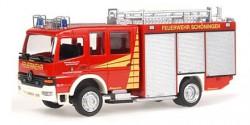 Mercedes Benz Atego TLF 16/25 Feuerwehr Schöningen