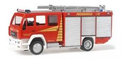 MAN TLF 16/25 Feuerwehr Ostingersleben
